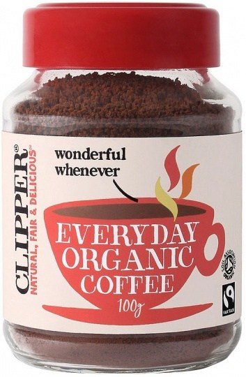 Clipper Everyday Organic Coffee 100g