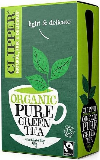 Clipper Green Tea Pure 20Teabags