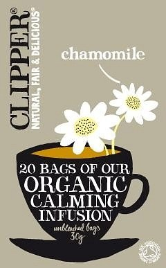 Clipper Organic - Chamomile 20 Teabags