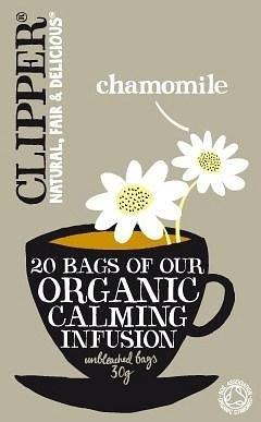 Clipper Organic - Chamomile 20 Teabags