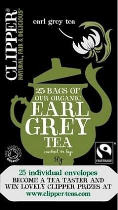 Clipper Organic Earl Grey 20Teabags FEB20