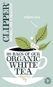 Clipper Organic White Tea 26 Teabags