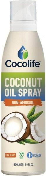 Cocolife Coconut Oil Spray Non-Aerosol  150ml