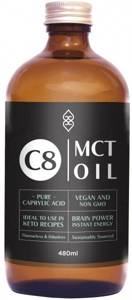 Coconut Magic C8 MCT Oil 480ml