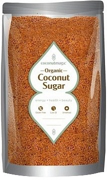 Coconut Magic Organic Coconut Sugar  350g bag
