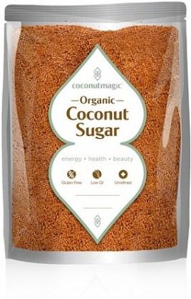 Coconut Magic Organic Coconut Sugar  650g bag OCT16