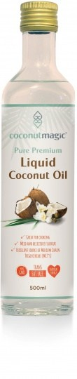 Coconut Magic Pure Premium Liquid Coconut Oil  500ml