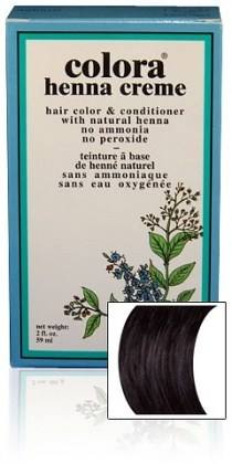 Colora Henna Creme 59ml - Black