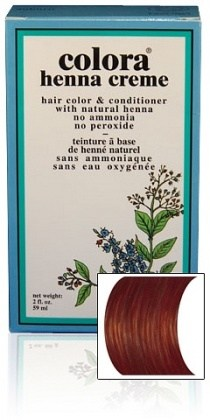 Colora Henna Creme 59ml - Brown