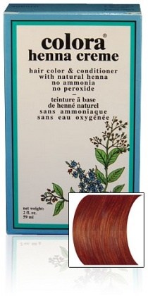 Colora Henna Creme 59ml - Chestnut
