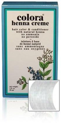 Colora Henna Creme 59ml - Silver Fox