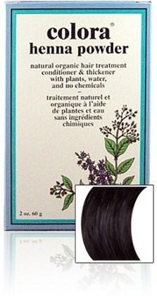 Colora Henna Powder 60g - Black