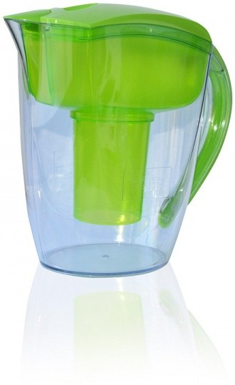 Complete Health Ionized Alkaline Water Jug 3.5 Litre GREEN