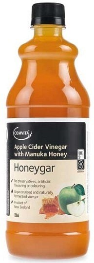 Comvita Honeygar  750ml
