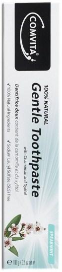 Comvita Natural Gentle Toothpaste  100g