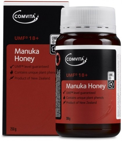 Comvita UMF 18+ Manuka Honey  250g APR20