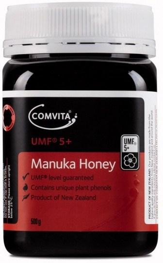 Comvita UMF 5+ Manuka Honey G/F 500g DEC19