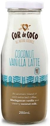 Cor de Coco Coconut Vanilla Latte 6x280ml