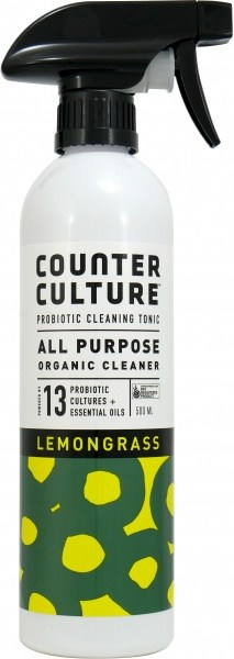 Counter Culture Probiotic All Purpose Organic Cleaner Lemongrass 500ml