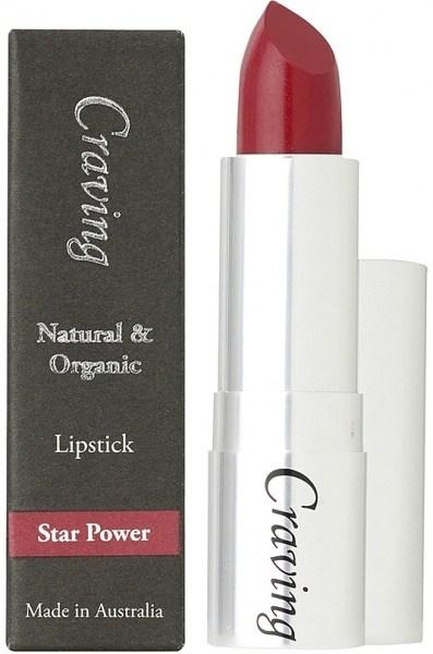 Craving Natural & Organic Star Power Lipstick
