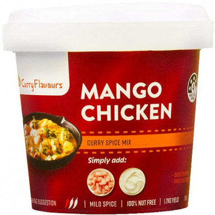 Curry Flavours Mango Chicken Curry 100g