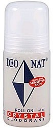 DEONAT Crystal Roll On Deodorant 65ml
