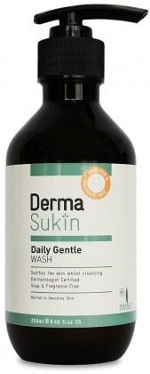 Derma Sukin Daily Gentle Wash Pump 250ml
