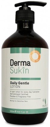 Derma Sukin Gentle Daily Lotion Pump 500ml