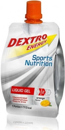 Dextro Energy Gel Liquid Orange 60ml