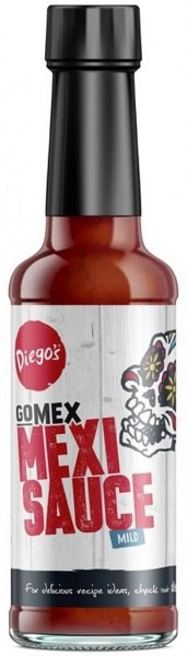 Diego's GoMex MexiSauce Mild Heat  150ml