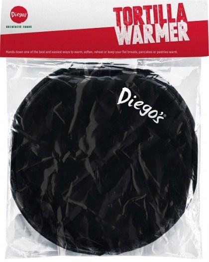 Diego's Tortilla Warmer