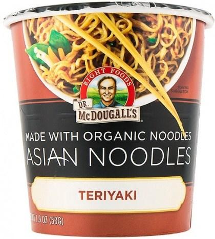 Dr McDougall Asian Entree Teriyaki Noodles 53g