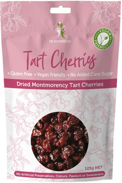 Dr Superfoods Super Dried Cherries 125g