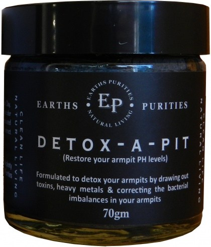 Earth Purities Detox-A-Pit  70gm