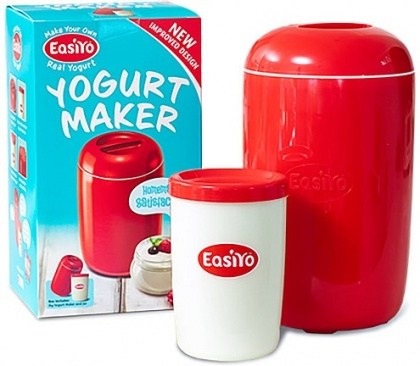 Easiyo Red Yogurt Maker SEE code 72855