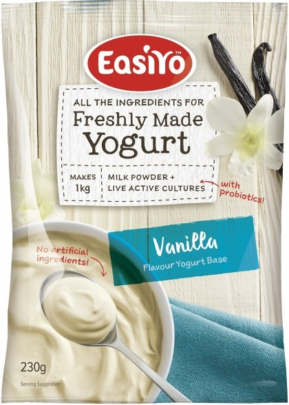 Easiyo Vanilla Yogurt 230g