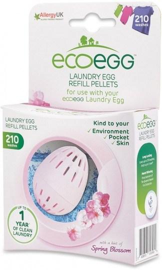 Ecoegg Laundry Egg Refill Pellets 210 Washes Spring Blossom