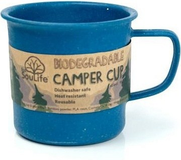 EcoSouLife Bamboo Camper Cup Navy 430ml