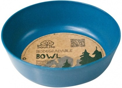 EcoSouLife Bamboo (D15 x H5cm)  Bowl Navy