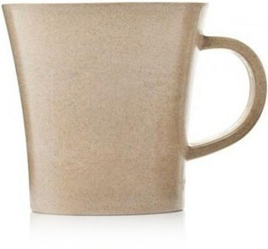 EcoSouLife Rice Husk Soul Mug Natural 319ml