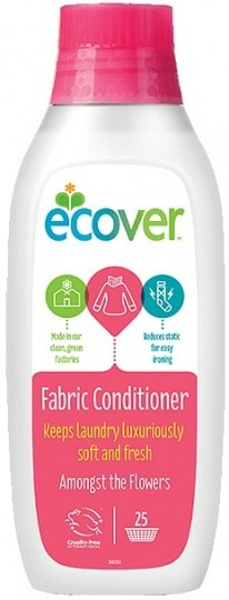 Ecover Fabric Softener Amongst the Flowers 750ml