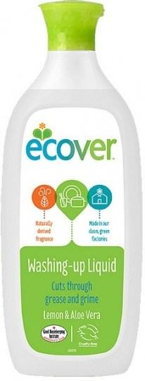 Ecover Washing-Up Liquid Lemon & Aloe Vera 500ml REPLACE CODE 76891