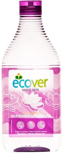 Ecover Washing-Up Liquid Lily & Lotus 450ml