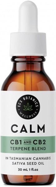 ECS Botanics Cannabis Sativa Terpene Blend - Calm 30ml