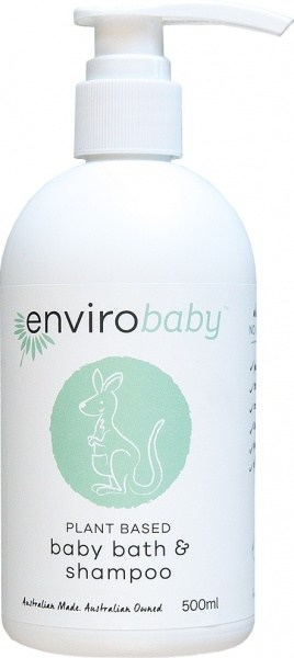 Enviro Baby Bath & Shampoo 500ml