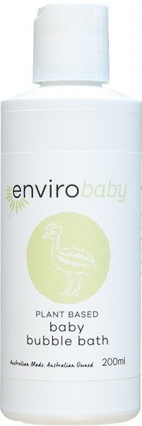 Enviro Baby Bubble Bath 200ml