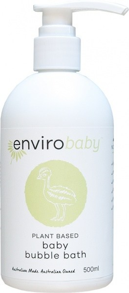 Enviro Baby Bubble Bath 500ml