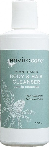 Enviro Care Body & Hair Cleanser 200ml