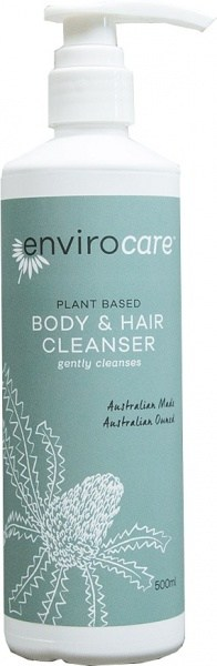 Enviro Care Body & Hair Cleanser 500ml