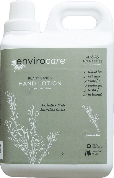 Enviro Care Hand Lotion 2L